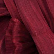 Wine Red Silk Abaca